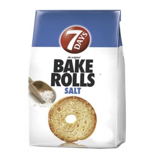 7 Days Bakerolls Simple 80g * 12