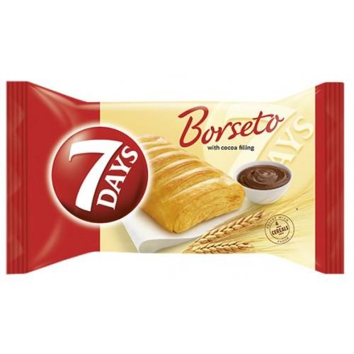 7 Days Borseto Cacao 80g *20