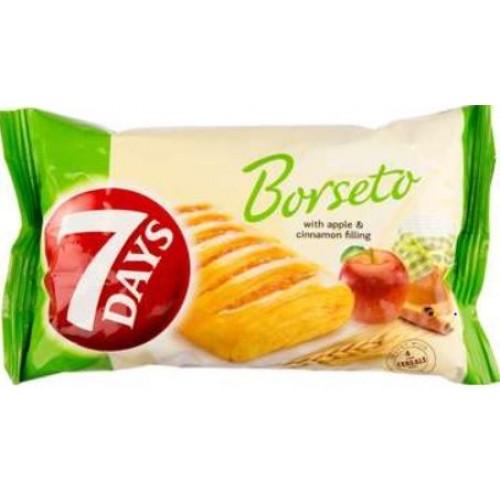 7 Days Borseto Apple&Cinnamon 80g *20