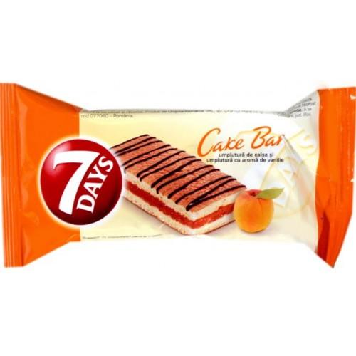 7 Days Cakebar Caise 30g *16