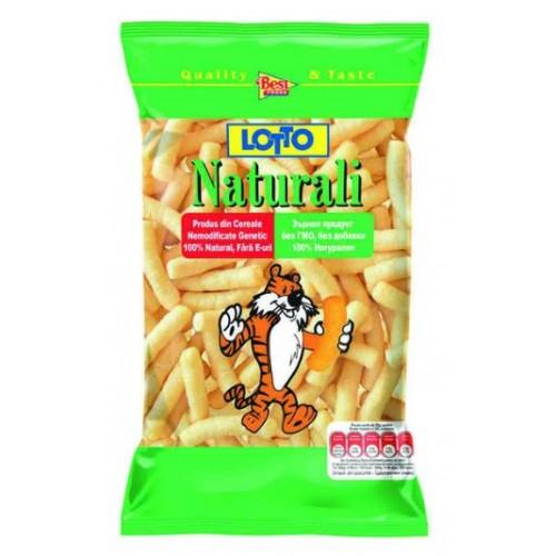 Lotto Snack Pufuleti Naturali 45g *50