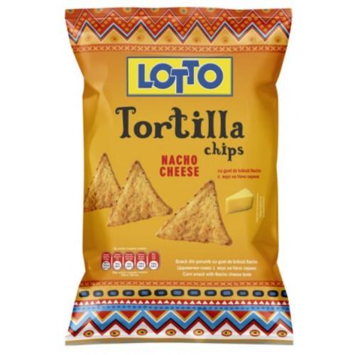 Lotto Tortilla Nacho Cheese 85g * 15