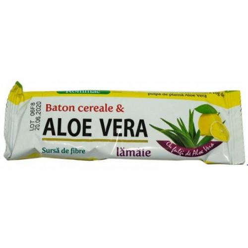 Rommac Baton Cereale Aloe Vera Lamaie 40g *24