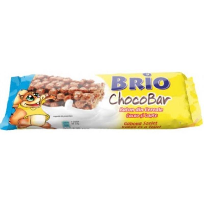 Rommac Baton Brio Chocobar 25gr *24