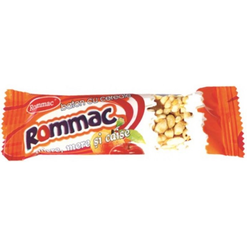 Rommac Baton Cereale Mere Caise 20gr *24