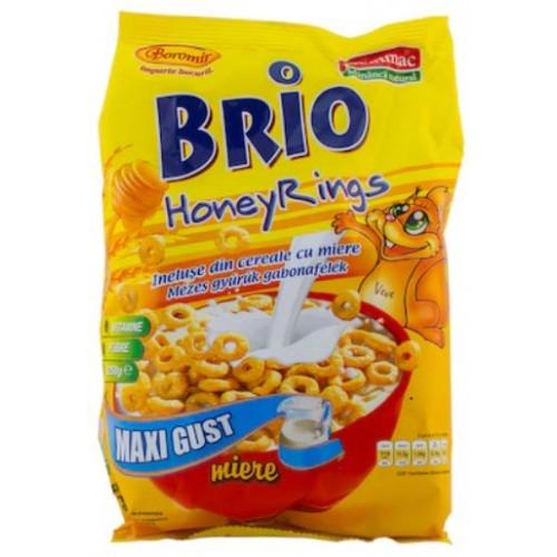 Rommac Cereale Brio Honey Rings 250g *10