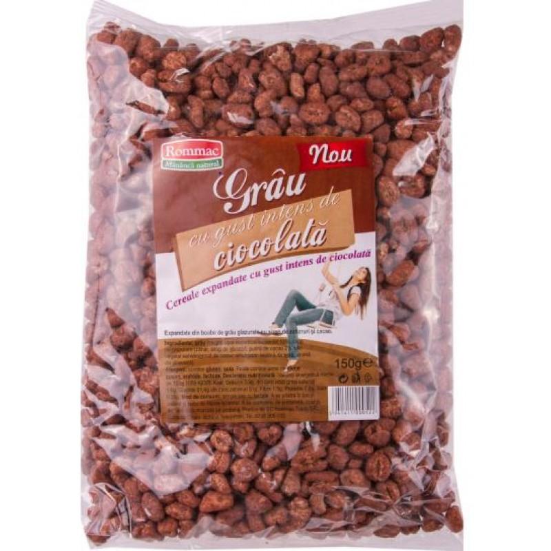 Rommac Fulgi Cereale Grau Ciocolata 150gr *10