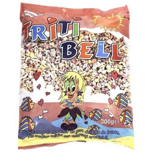 Rommac Triti Bell Pufarine  Fructe 300gr *8