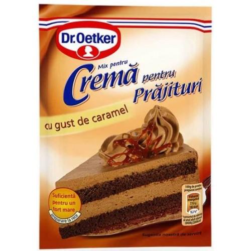 Dr. Oetker Crema Caramel 50g *25