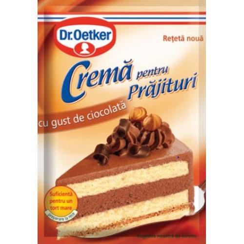 Dr. Oetker Crema Ciocolata 55g *25