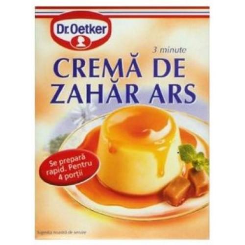 Dr. Oetker Crema De Zahar ars 100g *10