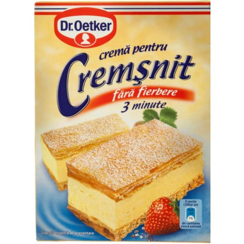 Dr. Oetker Crema Cremsnit 230 G * 18
