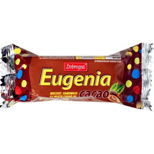Dobrogea Eugenia Cacao cr. cacao 36g *24/Displ *8