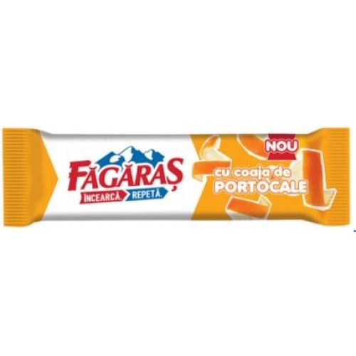 Fagaras Cu Coaja Portocale 27g *40