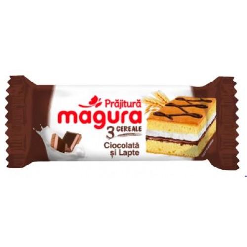 Magura 3 Cereale, Cr Cioco&Lapte 30g *24