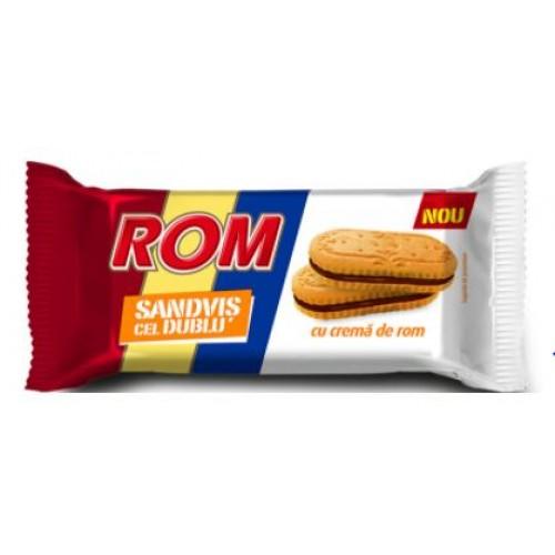 Autentic Rom Biscuit 29g *36