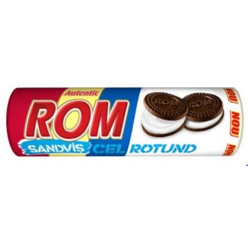 Rom Sandvis Dublu Cacao, Frisca,Rom 36g *24