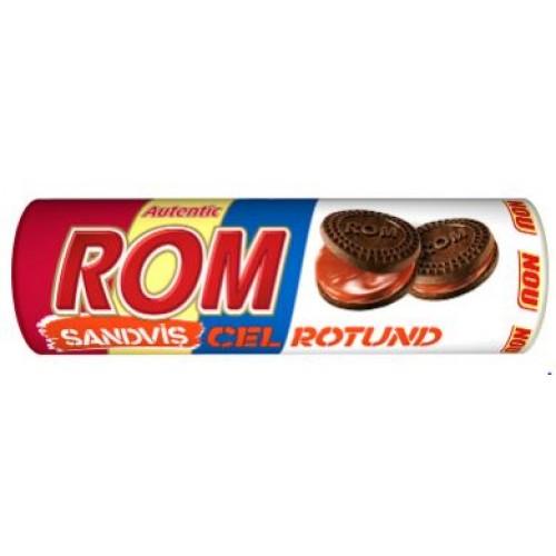 Rom Sandvis Cel Rotund 60g *20