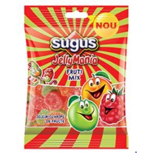 Sugus Jellymania Fruti Mix 75g *32
