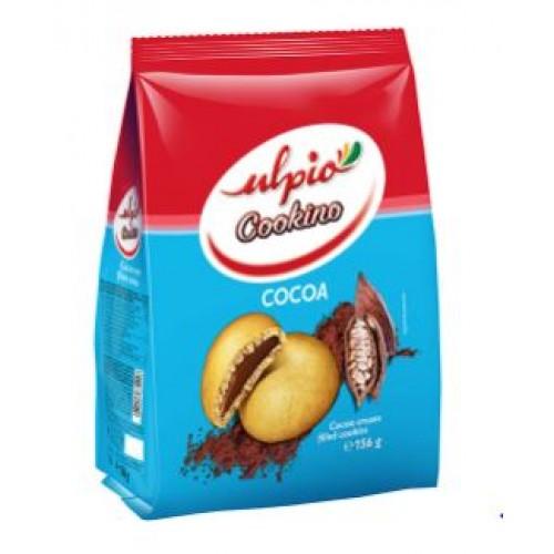 Ulpio Cookino Cocoa Filled 156g *14