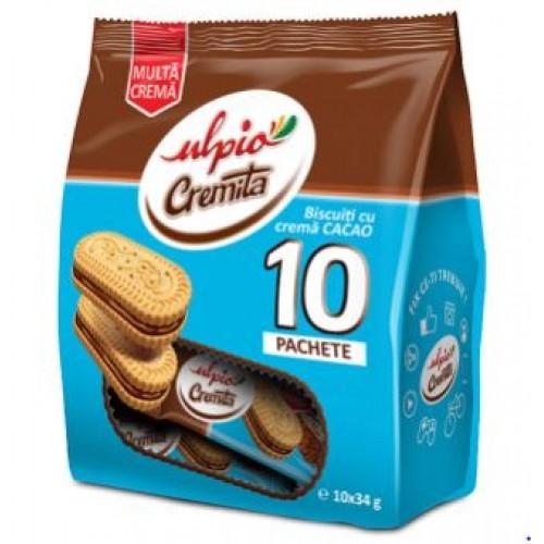 Ulpio Cremita Cacao Punga 340g *12