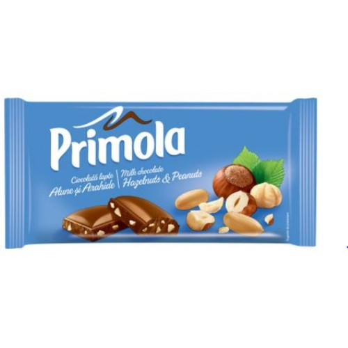 Primola Alune & Arahide 80g *20