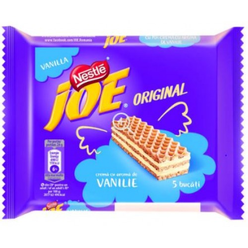 Joe Vanilie 40g *20