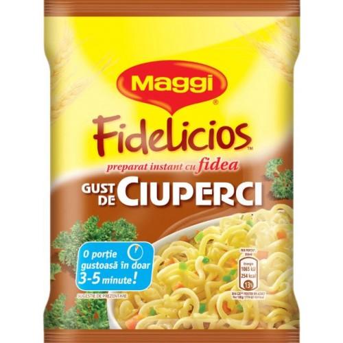Maggi Fidelicios Ciuperci 59.2g *72