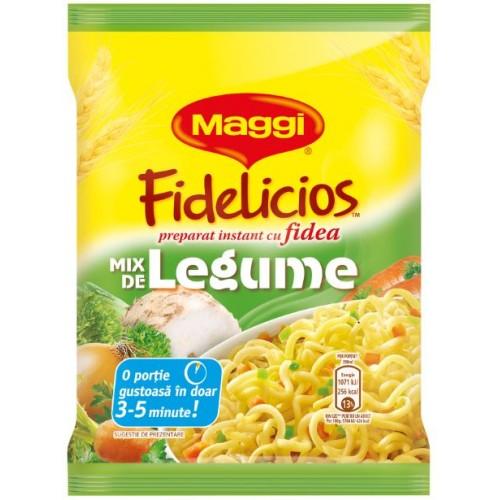 Maggi Fidelicios Legume 59.2g *72