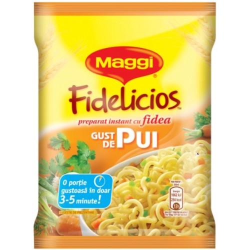 Maggi Fidelicios Pui 59.2g *72