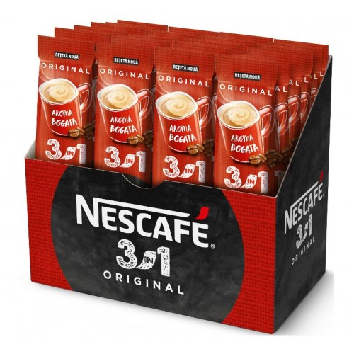Nescafe 3in1 Original 16.5g *24 displ.