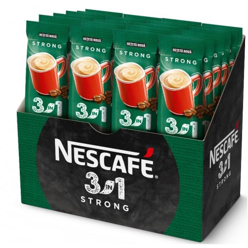 Nescafe 3in1 Strong 14g *24 displ.