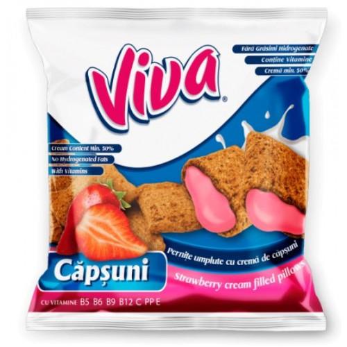 Viva capsuni 100g *24