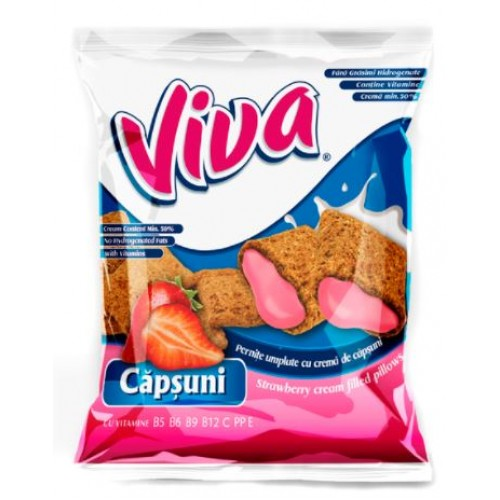 Viva capsuni 200g *14