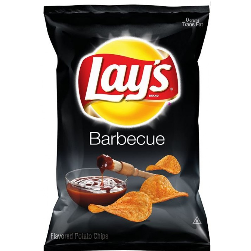 Lay's Chips cu Aroma Barbeque 140g *21