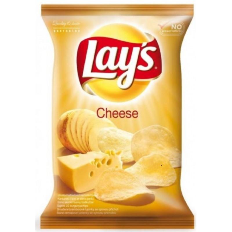 Lay's Chips cu Branza 215g *14