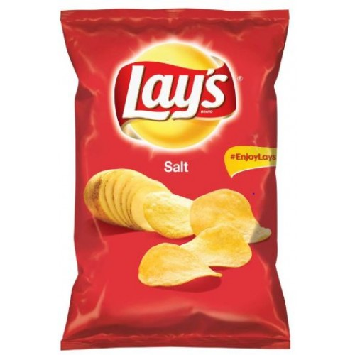 Lay's Chips cu Sare 140g *21