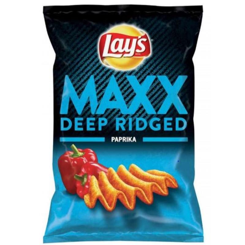 Lay's Maxx cu Paprica 130g *21