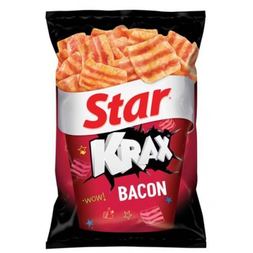 Star Foods Krax Bacon 65g *23