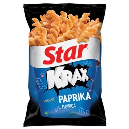Star Foods Krax Paprica 65g *23