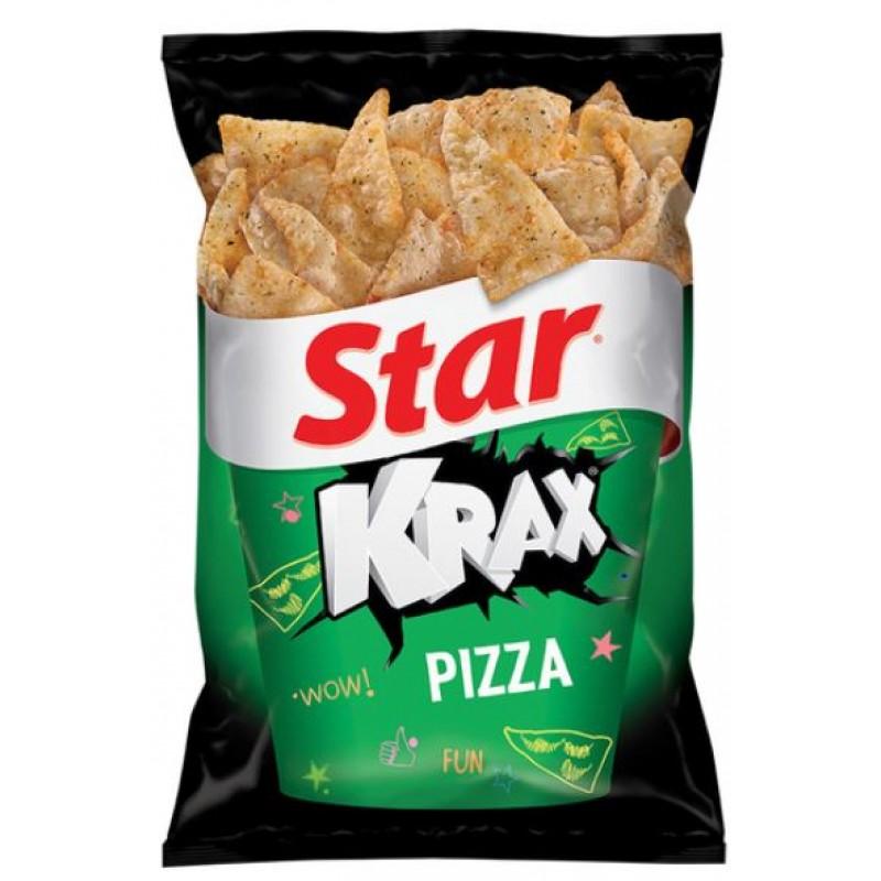 Star Foods Krax pizza 65g *23