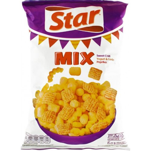 Star Foods Snack mix mov 90g *20