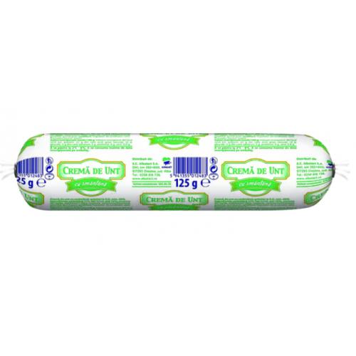 Albalact Crema De Unt Cu Smantana 125g / Folie *24
