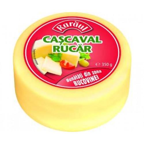 Raraul Cascaval Rucar 350g / Folie (Rotund) *6