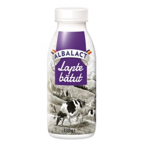 Albalact Lapte Batut 2% 330g / PET *12