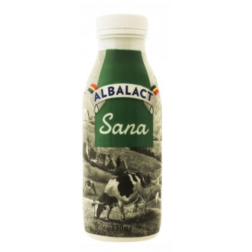 Albalact Sana 3,6% 330g  / PET *12
