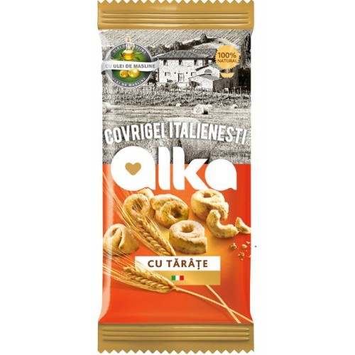 Alka Covrigei Italienesti Tarate 100g *16