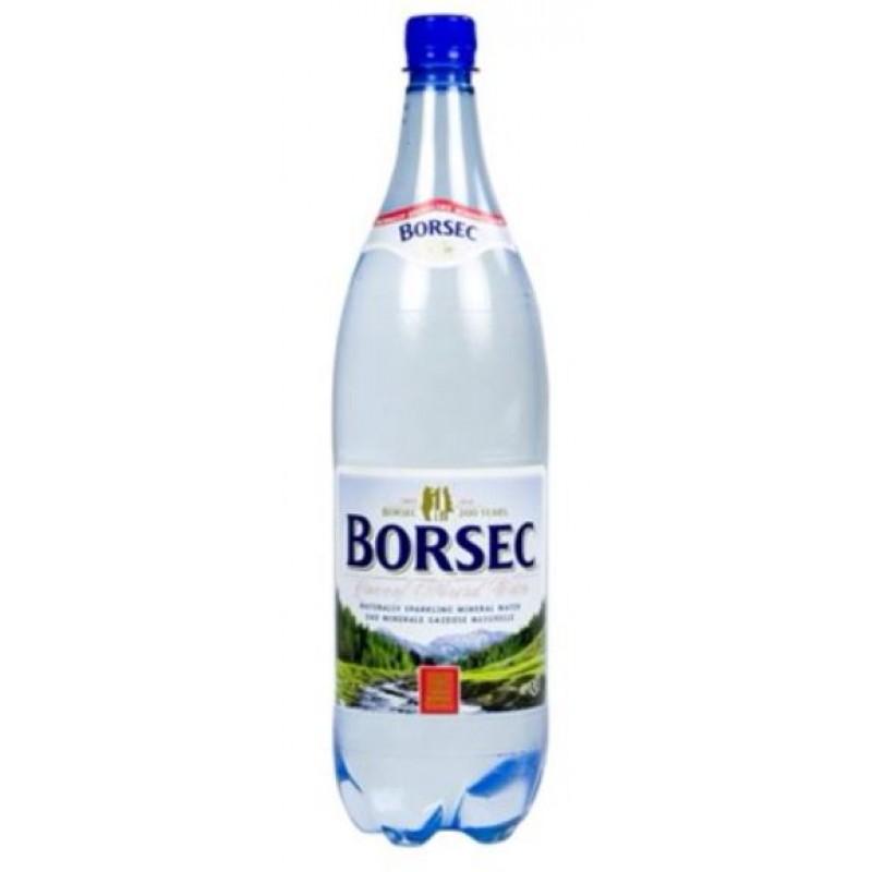 Borsec Apa minerala carbogazoasa 1,5l * 6