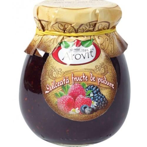 Arovit Dulceata de fructe de padure 340 g *6