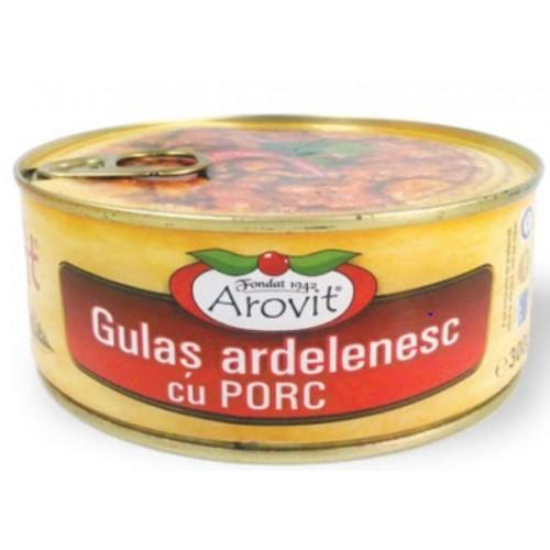 Arovit Gulas ardelenesc de porc 300 g *6